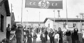 Bild Sowjetisches Sammellager 1941